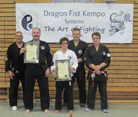 Dragon Fist Kempo